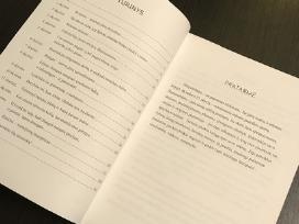 Lyderio Vizijos, užrašų knygą su sentencijomis - nuotraukos Nr. 4