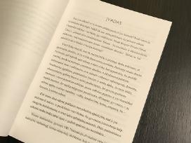 Lyderio Vizijos, užrašų knygą su sentencijomis - nuotraukos Nr. 5