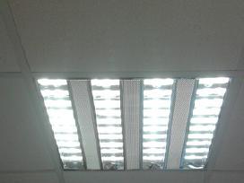 Parduodu 3 šviestuvus su lempomis - nuotraukos Nr. 2