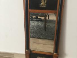 Antikvarinis veidrodis - nuotraukos Nr. 2