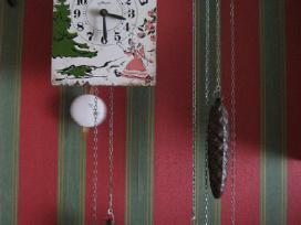 Du seni laikrodziai - labai geros bukles .zr. foto - nuotraukos Nr. 5