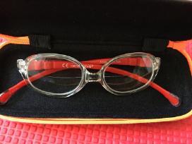 Centrostyle akinių rėmeliai 39 (raudoni) - nuotraukos Nr. 2