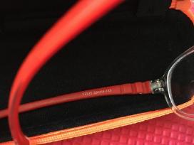 Centrostyle akinių rėmeliai 39 (raudoni) - nuotraukos Nr. 3