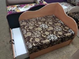 Minkšti 3,2,1,miegami foteliai,foteliukai - nuotraukos Nr. 18