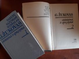 """Zukovas """" pirisiminimai ir atsiminimai ir apmastym"""