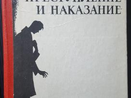 """Dostajevskio """"prestuplenije i nakazanije"""