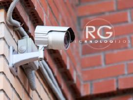 Vaizdo kamerų, stebėjimo sistemų įrengimas! - nuotraukos Nr. 16