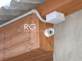 Vaizdo kamerų, stebėjimo sistemų įrengimas! - nuotraukos Nr. 17
