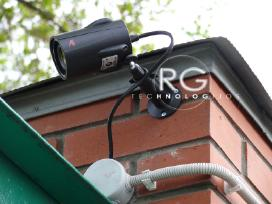 Vaizdo kamerų, stebėjimo sistemų įrengimas! - nuotraukos Nr. 19