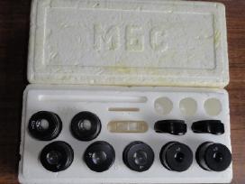 Mikroskopai Mбc-2, stovai, objektyvai - nuotraukos Nr. 2