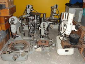 Mikroskopai Mбc-2, stovai, objektyvai - nuotraukos Nr. 3