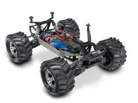 Traxxas Stampede 44 Brushed Rtr Tq masina - nuotraukos Nr. 8