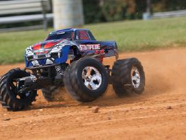 Traxxas Stampede 44 Brushed Rtr Tq masina - nuotraukos Nr. 9
