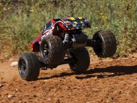 Traxxas Stampede 44 Brushed Rtr Tq masina - nuotraukos Nr. 16