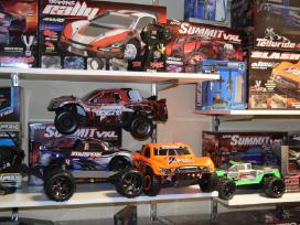Traxxas Stampede 44 Brushed Rtr Tq masina - nuotraukos Nr. 19