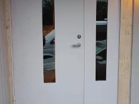 Akcija!šarvo durys butui su dviem spynom tik 299€