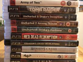 Playstation 3 žaidimai