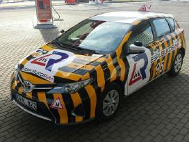 Abcdce kategorijos, Eu95 kodas, vairavimo Ket