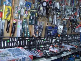 Įrankiu komplektai / rinkiniai veržliarakčių - nuotraukos Nr. 19