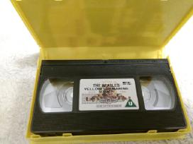 Video Vhs The Beatles-yellow Submarine - nuotraukos Nr. 2
