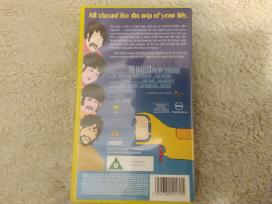 Video Vhs The Beatles-yellow Submarine - nuotraukos Nr. 3