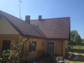 Stogų dengimas, senų namų renovacija - nuotraukos Nr. 12