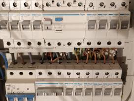 Elektros darbai, Varžų matavimai, Vei pridavimas, - nuotraukos Nr. 3