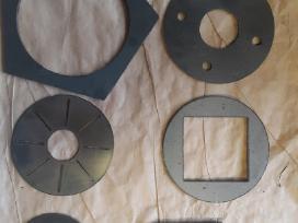 Skardos ir metalo gaminiai