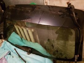Bmw320 E91 galinis dangtis bamperis,valytuvai, sti - nuotraukos Nr. 2