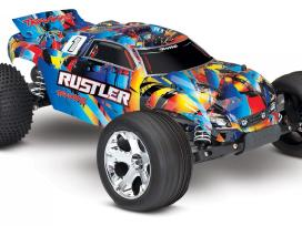Traxxas Rustler Brushed 1/10 monster truck