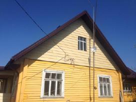 Stogų dengimas, senų namų renovacija - nuotraukos Nr. 15