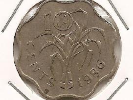 Svazilendas 10 cent 1986 #41
