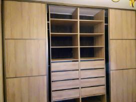 Stumdomos durys,spintos,pertvaros,drabuzines