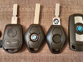 Peugeot raktai 307 407 206 607 207 raktas korpusai - nuotraukos Nr. 11