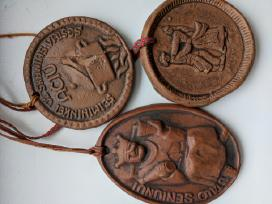 Medaliai suvenyriniai