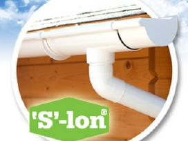 Pvc lietaus nuvedimo sistema S-lon plastikinė - nuotraukos Nr. 8