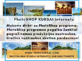 Nuotoliniai kursai: Autocad, 3ds Max, Photoshop - nuotraukos Nr. 13