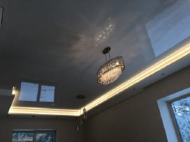 Blizgios su peripetu ir LED juosta. - nuotraukos Nr. 3