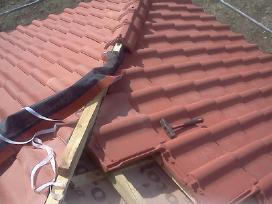 Stogų dengimas stogai, stogų remontas, skardinimas - nuotraukos Nr. 5