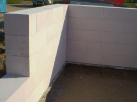 Bauroc akyto betono blokai-dujų silikato blokeliai - nuotraukos Nr. 18