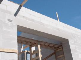 Bauroc akyto betono blokai-dujų silikato blokeliai - nuotraukos Nr. 19