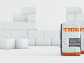Bauroc akyto betono blokai-dujų silikato blokeliai - nuotraukos Nr. 20