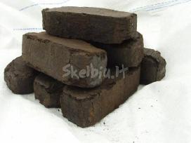 Dpk akmens anglis, briketai, medienos granulės