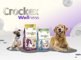 Crockex Wellnes premium maistas šunims