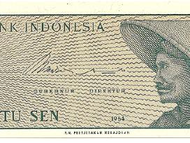 Indonezijos banknotai