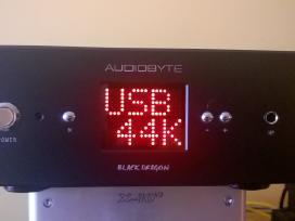 Audiobyte Black Dragon Dac