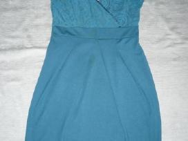 Vero Moda turkio spalvos suknelė