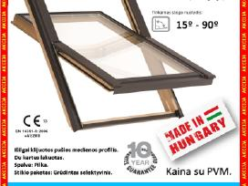 Statybinės apdailos medžiagos nuo pamatų iki stogo