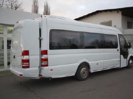 Mikroautobusų-autobusų nuoma su vairuotoju