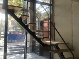 Laiptai, turėklai, tvoros ir kiti metalo gaminiai